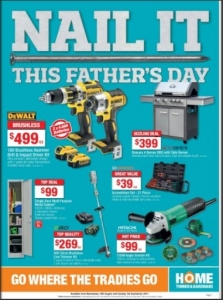 Catalogue Fathers Day 2017